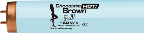 Chocolate Brown Nr.1. szoláriumcső